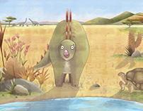 A Stegosaur Story