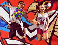 Dia das Crianças 2015 - Campanha de Moda
