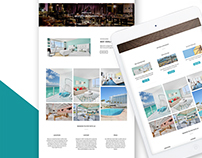 Deauville Beach Resort Website Redesign