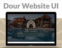 Dour Almomiza Website
