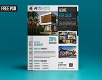 Real Estate Flyer Free