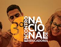 3º Encontro Nacional de Educadores