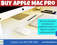 Buy Apple Mac Pro