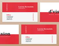Divison Model Management Rebranding