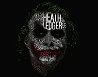 Heath Ledger – Type