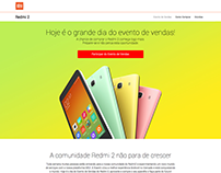 Xiaomi Redmi 2 Pre Sales