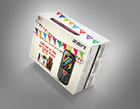 product giftbox packaging X5