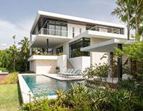 Hucker Residence by [STRANG] Architecture