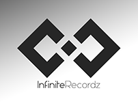 Infinite Recordz Redesigned Logo