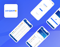 My Crypto App - Latest Addition in Cryptocurrency App