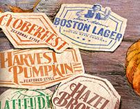 Samuel Adams – Seasonal Variety Pack Re-Design