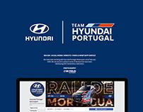 Hyundai Portugal Motorsport | Client 2018-2019