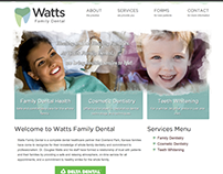 Watts Family Dental