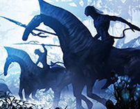 James Cameron's AVATAR, Key art and packaging