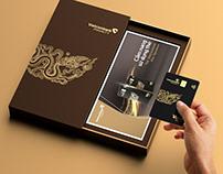 Vietcombank Priority Brand Identity