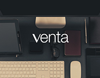 venta - Pioneering user interaction and experience.