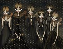 Valentino Fall haute couture 2015