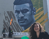 FIFA World Cup 2018 Kazan Murals Club