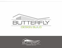 Butterfly Design Build logo