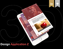 Design Application Z 3d touch