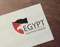 Egypt exporting company logo