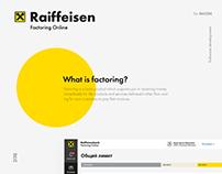 Raiffeisen Factoring Online System