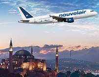 nouvelair Istanbul