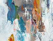 """""""Pristine 06"""", oil on canvas"""