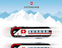 Victorinox Swiss Army Knive Competition