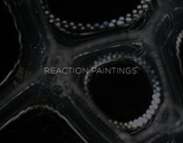 Reaction Paintings