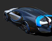 Bugatti 193 Vision