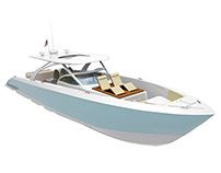 47' Yacht design