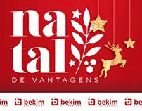 Natal de Vantagens - Bekim Eletrônicos