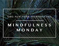 BANNER + EMAIL BLAST | Mindfulness May