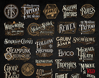 Hand Lettering | Logos