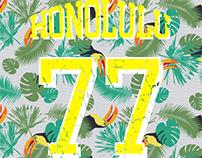 🌴 Honolulu SS17