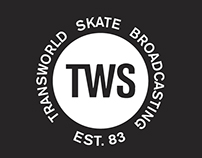 Transworld Skateboarding: App Redesign