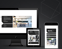 Beirin website design and development