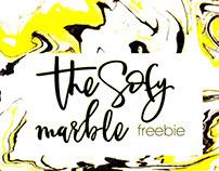 The Sofy Marble Freebie