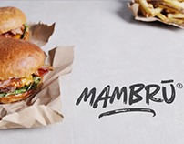 MAMBRÚ | Burger Branding