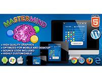 HTML5 Game: Mastermind