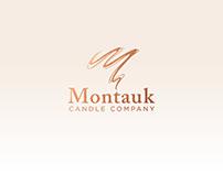 Montauk Candle Company Basic Branding