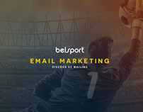 Belsport | Email Marketing