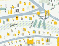 Postcards for Ljubljana