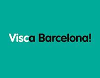 Visca Barcelona