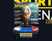 World Cup Russia 2018   SPORTARENA Magazine