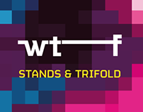 WTF - Stands & Trifold
