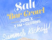 Summer Kickoff! (Bar Crawl)