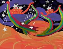 Mighty Stellar Sandstorm