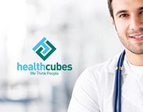 Heath Cubes Branding